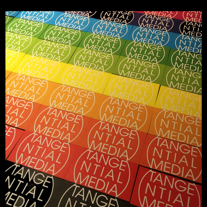 Tangential Media is an independent art and design studio based in Chicago.